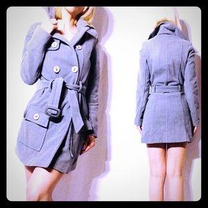 Lola made in Italy pea coat